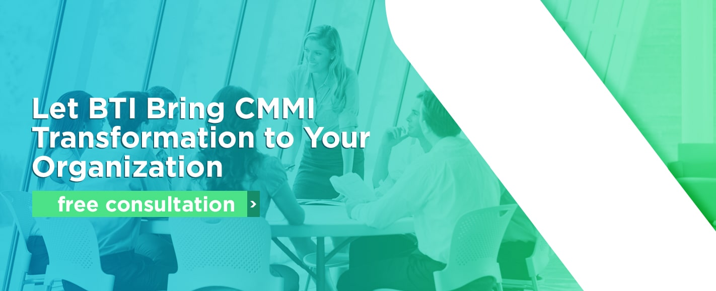 cmmi consulting by bti